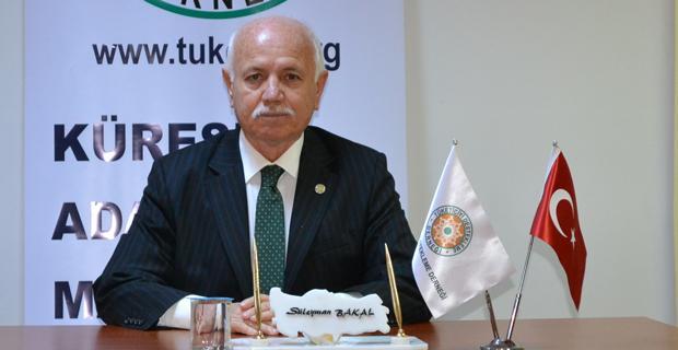 TÜKDES'DEN Büyükşehir'e atık eleştirisi