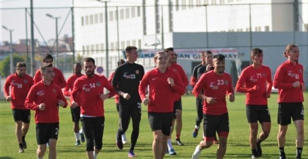 EsEs Giresunspor maçı hazırlıklarını devam etti
