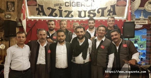 Ciğerci Aziz Usta'da Urfa gecesi