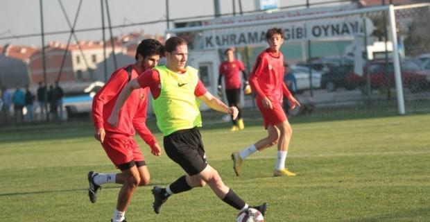 Eskişehirspor'dan hazırlık maçı