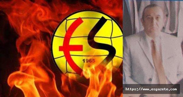 Eskişehirspor'da bir istifa daha