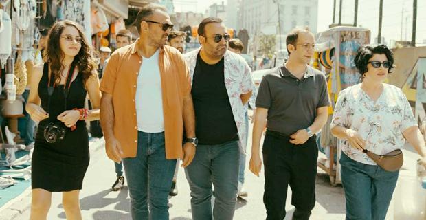 Hareket Sekiz Filminin Galası  Eskişehir'de