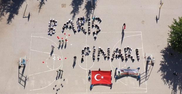 Mustafa Kemal Ortaokulu'ndan anlamlı destek