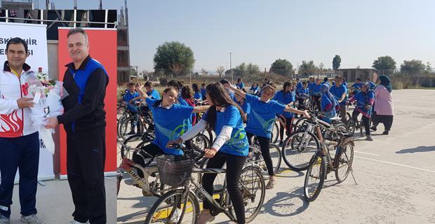Okuluma Bisikletimle Geliyorum Projesi