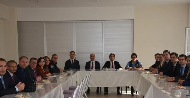 Şuhut'ta 11 Milyon Fidan Kampanyasının ikinci toplantısı yapıldı
