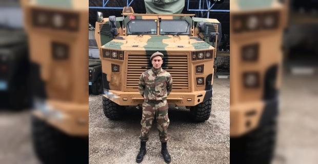 Ünlü stand up sanatçısı Sefa Doğanay askerliğini Bilecik'te tamamladı