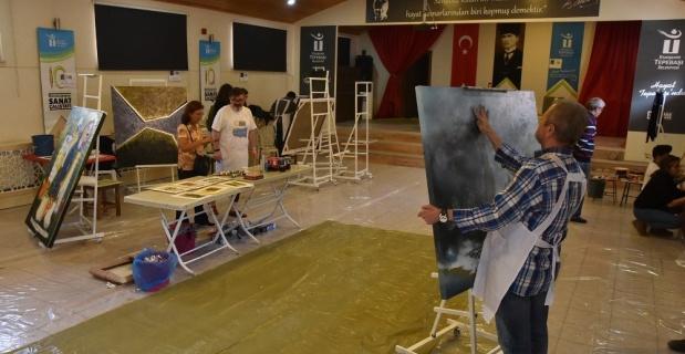 Usta eller Uluslararası Sanat Çalıştayı'ndan çok memnun