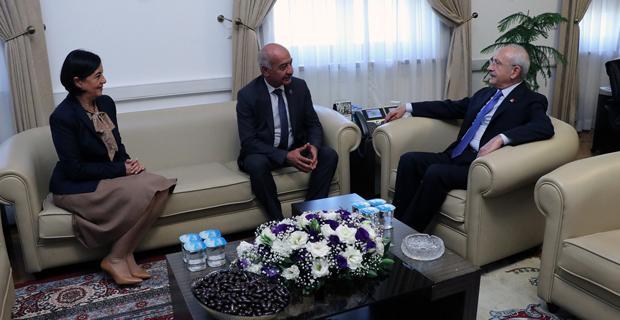 Alpu Belediye Başkanı Ankara Ziyaretleri