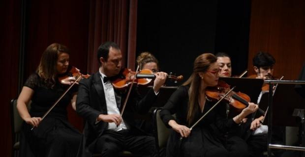 Anadolu Üniversitesi Senfoni Orkestrasından unutulmaz konser