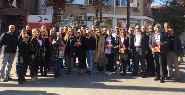Atatürk için Mevlid ve lokma