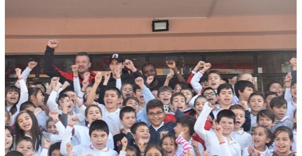 Dersimiz Eskişehirspor!
