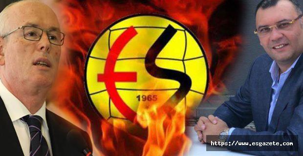Eskişehirspor'da başkanlık için kritik görüşme