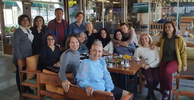 Fatih Anadolu Lisesi öğretmenleri birarada