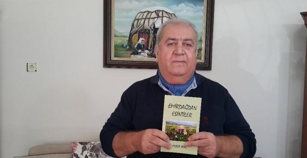 Fikret Akın'ın 'Emirdağ'dan Esintiler' kitabı yayınlandı
