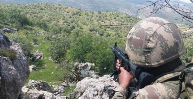 Kıran-4 operasyonunda 7 terörist etkisiz hale getirildi