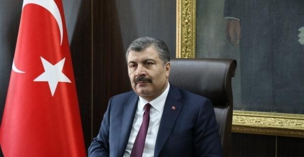 Sağlık Bakanı Koca'dan ıspanak açıklaması