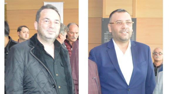 Soydaş ile Oturanel'den Eskişehirspor'a destek