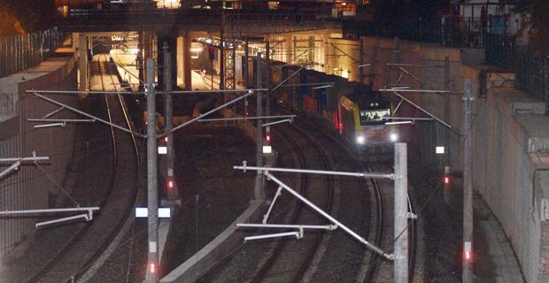 Tarihe geçen yük treni Eskişehir'i de kullanacak