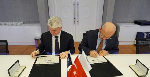 Alt yüklenicilik sözleşmesi imzalandı