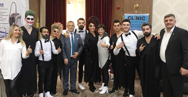 Uluslararası Güzellik Festivali'nde Eskişehir rüzgarı