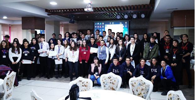 1.Eskişehir Coğrafya Öğrenci Çalıştayı Yapıldı