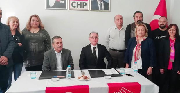 Atilay Dalgıç CHP Tepebaşı için yeniden aday