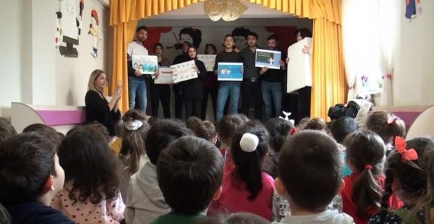 DPÜ'nün 'Şekersiz okul' projesi hayata geçirildi