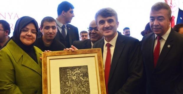 DPÜ'ye 'Eğitim Alanında Erişebilirlik' ödülü