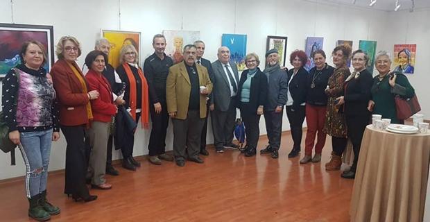 ESD Ankara'da sergi açtı