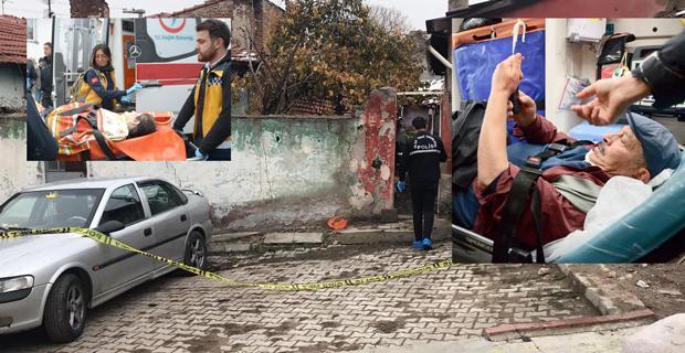 Eskişehir'de dehşet