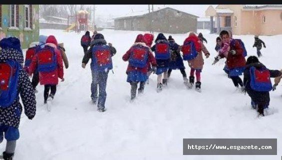 Eskişehir'de okullar  Perşembe günü tatil mi?