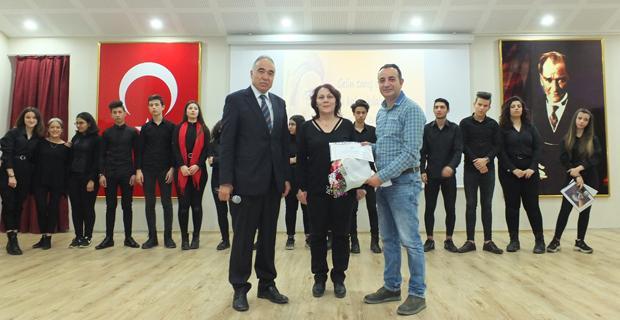 Gazi MTAL'de İnsan Hakları programı