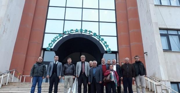 Hububat Danışma Grubu üyelerinden Konya'ya teknik gezi