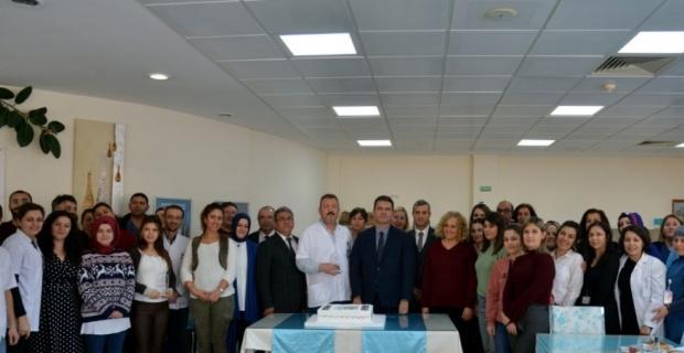 İl Sağlık Müdürlüğü 'Diş Teknisyenleri' Gününü kutlandı