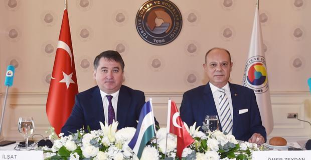Tacitdinov, Türkiye ile ilişkileri arttıracağız