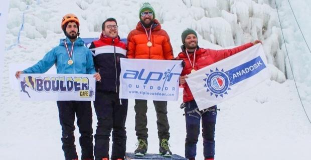 Anadolu Üniversitesi 5 madalya kazandı