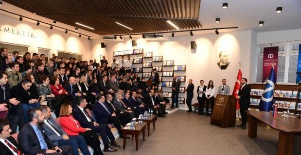 """""""Türkiye'nin Dijital Dönüşümü"""" söyleşisi"""