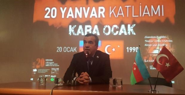 Azerbaycan'daki katliamı acısı sürüyor