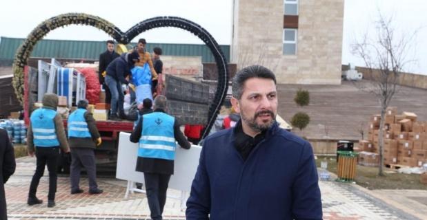 Başkan Yüzügüllü Elazığ'da