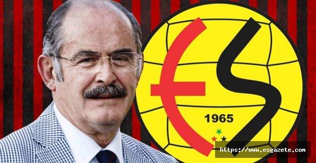 Büyükerşen'den Eskişehirspor'a destek