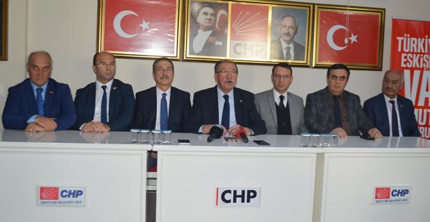 CHP'li ilçeler de TOKİ konutu istiyor
