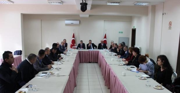 Hayat Boyu Öğrenme Komisyonu toplantısı yapıldı