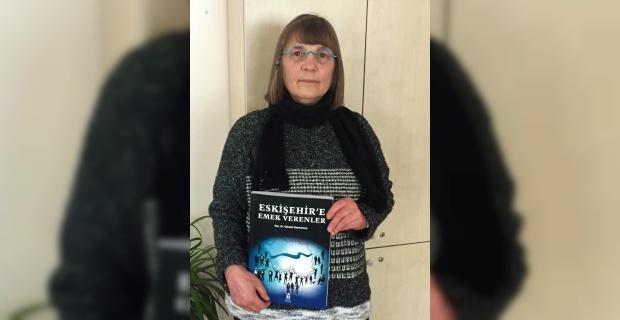 'Eskişehir'e Emek Verenler' kitabı yayınlandı