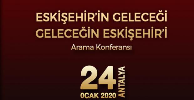 Eskişehir'in geleceği tartışılacak