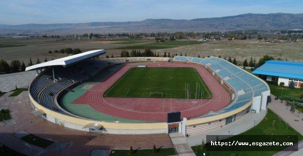 Eskişehirspor'a stat müjdesi