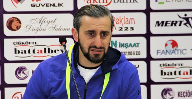 Eskişehirspor, çok iyi mücadele etti