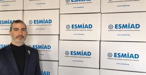 ESMİAD'dan kimsesizlere destek olun çağrısı