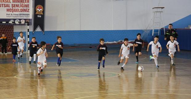 Futsalda heyecan devam ediyor