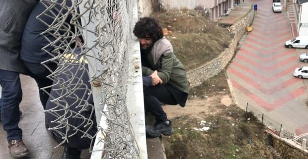 İntihar şovmeni Bilecik'te sahneye çıktı