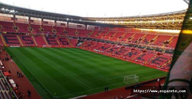 Adanaspor maçı  başka ilde oynanacak